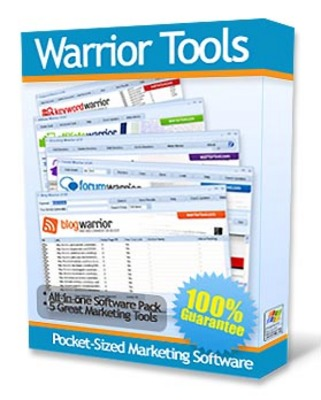 Product picture Keyword, Blog, Affiliate, Forum,  5 Warrior Tools